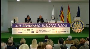 """El exministro García Margallo habla del """"Brexit"""" en el XIII Seminario Jurídico-Fiscal de Torrevieja"""