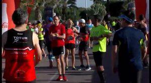 Guardamar hace historia con la celebración de su I Media Maratón