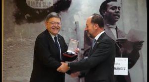 La Generalitat formaliza la entrega a Orihuela de la casa natal de Miguel Hernández