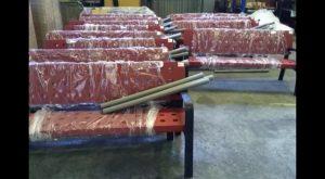 Diputación suministra mobiliario urbano a varios municipios de la Vega Baja