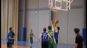 Ajustado derbi comarcal en la crónica liga preferente baloncesto