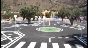 Redován estrena un parque infantil de tráfico