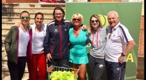 Buenos resultados para el Club de tenis Torrevieja
