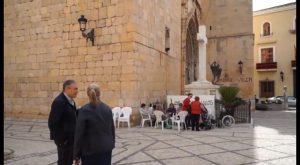 La Generalitat no reconoce ningún valor a la polémica Cruz de Los Caídos de Callosa de Segura