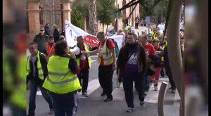 Marchas de la dignidad en la Vega Baja