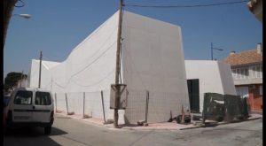 El nuevo Centro Multiusos de Benferri abrirá sus puertas en un mes