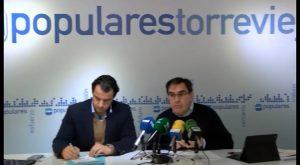 El PP denuncia la difusión de noticias falsas a través de una web