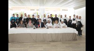 19 chefs se presentan al 3º concurso nacional de La Ñora y el Langostino