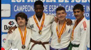 El torrevejense Iván Karatayeu, bronce en el Campeonato de España infantil de judo