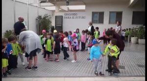 Recorrido de una milla en Hurchillo para luchar contra la obesidad infantil