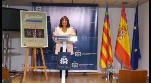 El 26 de mayo la Glorieta Gabriel Miró acoge la Gala de la Juventud de Orihuela