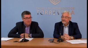 Torrevieja y Orihuela con las funcionarias víctimas de violencia de género