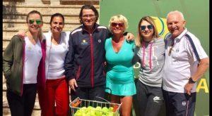 El equipo Veteranas +30 del club de tenis de Torrevieja se clasifica para la final autonómica