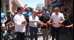 Rojales acoge la salida oficial de la Vuelta Ciclista a la Provincia de Alicante