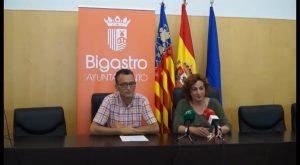 Bigastro aprueba el pliego del nuevo contrato de recogida de basuras y limpieza viaria