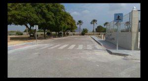 Urbanización de vías públicas en Benejúzar