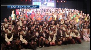 La Escuela Municipal de Danza Moderna Pilar de la Horadada celebra el festival fin de curso