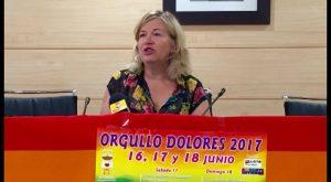Dolores celebrará este fin de semana la Fiesta del Orgullo