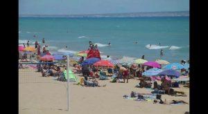 La ocupación hotelera de Guardamar subre 11 puntos en junio de 2017