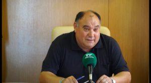 Benferri reclama unión para exigir al Ministerio que dé marcha atrás al cierre del trasvase Tajo-Segura