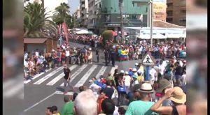 Sin efectivos para garantizar la seguridad de la vuelta ciclista a España a su paso por Torrevieja