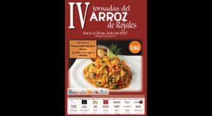 Comienzan las IV Jornadas del Arroz de Rojales donde participan siete restaurantes