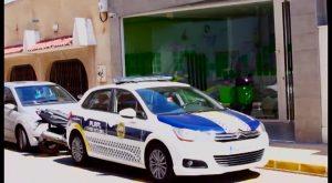 La Policía Local de Rafal recibe una felicitación de la Generalitat por su labor en la seguridad