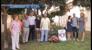 Guardamar del Segura se une a la conmemoración del XX aniversario del asesinato de M.A.Blanco