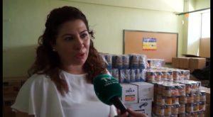 5.500 kilos de alimentos para las personas más necesitadas