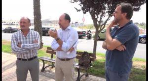 Orihuela y Adif cierran el convenio por las obras del AVE