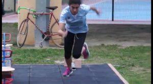 La federación convoca a la atleta oriolana Carmen Marco para el Camp. de Europa sub-20