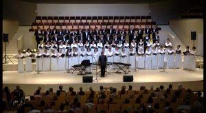 Concierto de primer orden para celebrar el décimo aniversario del Orfeón