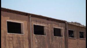 Posible amianto en el techo de una nave en ruinas en pleno casco urbano de Callosa de Segura