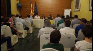 Celebrado el primer comité ejecutivo del PP oriolano presidido por Dámaso Aparicio
