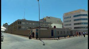 La Guardia Civil detiene en Torrevieja a un hombre por intentar matar a su pareja con una catana