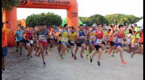 Mil Palmeras y Torre de la Horadada reúnen a 600 corredores