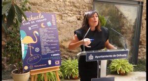 Cine de verano con palomitas gratis y zona de animación para los más pequeños en Orihuela