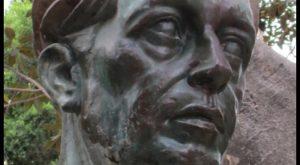 Patrimonio Histórico restaura el busto de Gabriel Miró