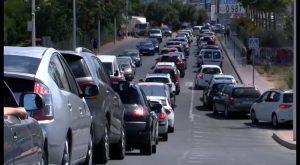 Comienza la operación del puente 15 de agosto con retenciones en los accesos a Torrevieja