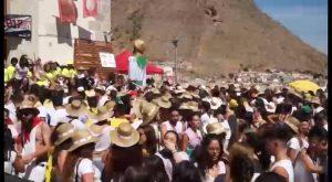 El chupinazo anuncia los días más intensos de las fiestas de Callosa en honor a San Roque