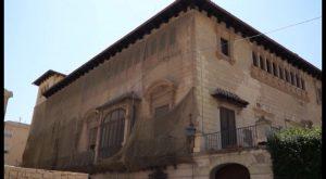 El Ayuntamiento de Orihuela solicita el 1,5% Cultural para recuperar el Palacio de Rubalcava