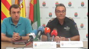 La Guardia Civil busca a un hombre tras saltarse un control policial en Rojales