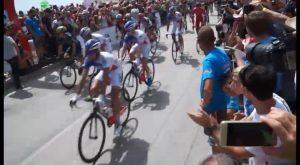 El paso de La Vuelta por la Vega Baja supera el impacto de la de 2016