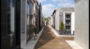 Cox licita las obras ampliación de su cementerio