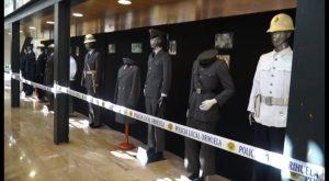 La Policía Local de Orihuela organiza una exposición que repasa su último medio siglo de historia