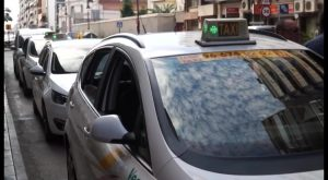 Los taxistas de nueve municipios de la Vega Baja se unen para mejorar el servicio