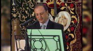 El torrevejense Ramón Mínguez Vallejos pregonará las Fiestas Patronales 2017