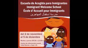 Servicios Sociales pone en marcha la IX Edición de la Escuela de Acogida de Pilar de la Horadada