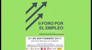 Almoradí acogerá el II Foro por el empleo del acuerdo territorial de la Vega Baja