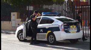 La Policía Local de Orihuela encuentra a unos ladrones gracias a una aplicación de geolocalización